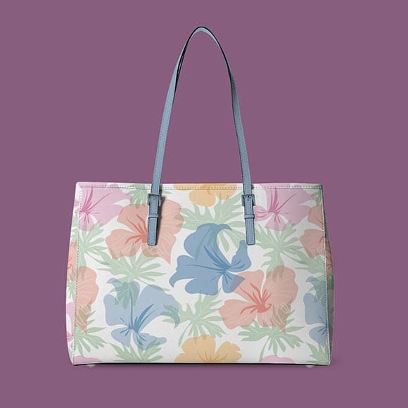 Blooming Flower Ladies Handbag