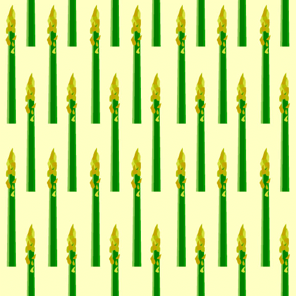 Seamless Cereals Pattern