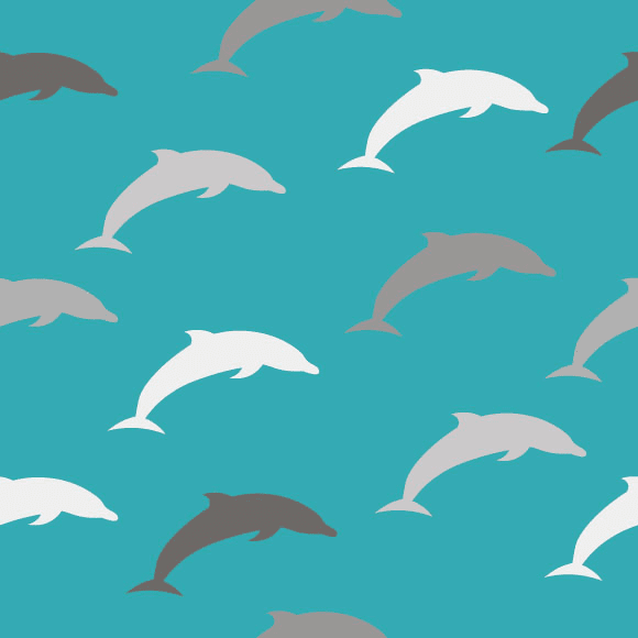 Dolphin pattern, Eps file format