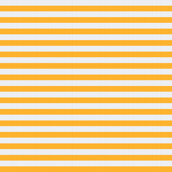 Horizontal lines seamless vector pattern. Yellow & white plaid checks