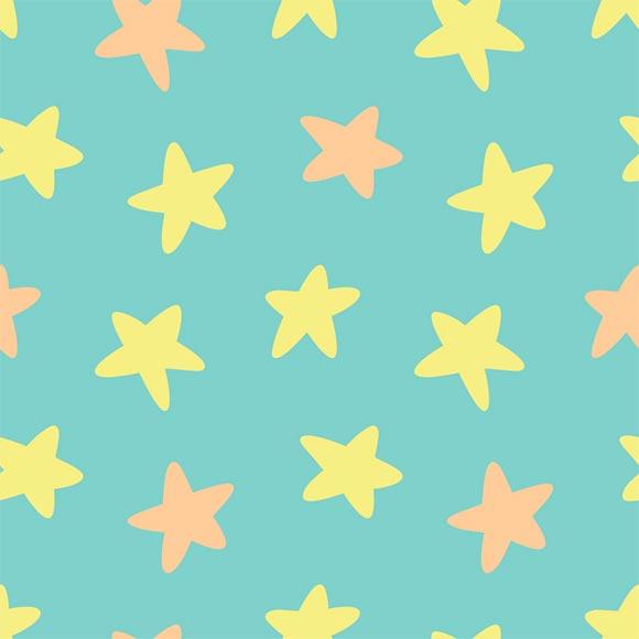 Star pattern, EPS file format
