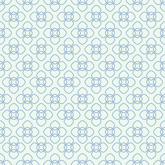 Rounded Square Vector Pattern