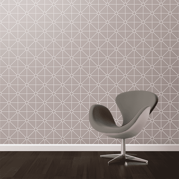 Modern Geometric Pattern, Wall Texture.