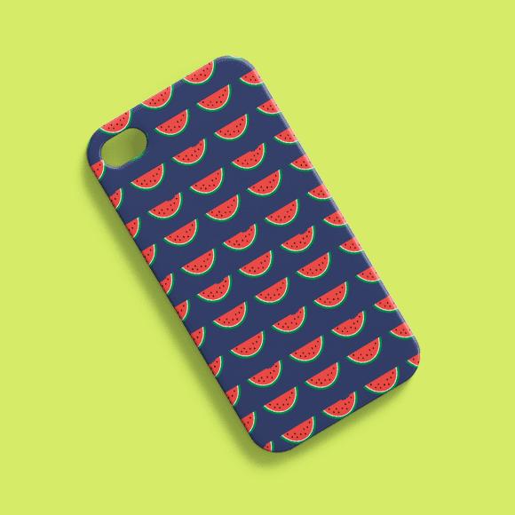 Watermelon Slice Phone Case