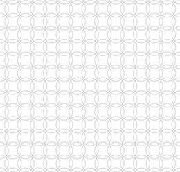 Monochrome Circles Pattern