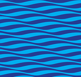 Abstract Marine Wave