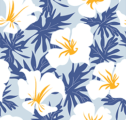 Blossom Floral Pattern