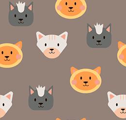 Cute Teddy Bear Pattern