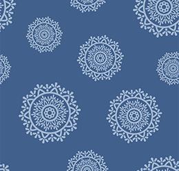 Dabu Print Pattern