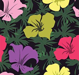 Floral Blossom Pattern