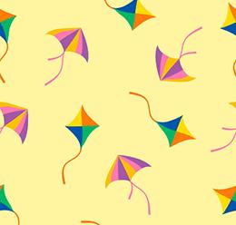 Kites Pattern