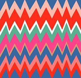 Multicolored Seamless Pattern