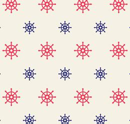 Nautical Vector Pattern