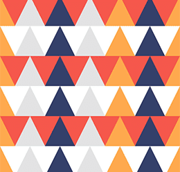 Retro Triangle Pattern