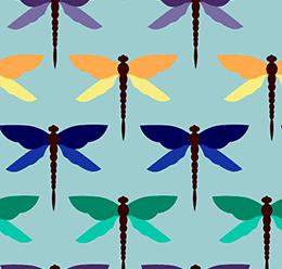 Dragonfly Pattern