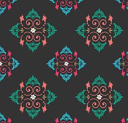 Seamless Ethnic Texture