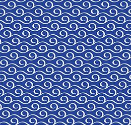 Sea Wave Pattern