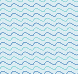 Smooth Lines Wave Pattern