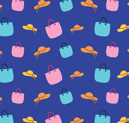 Summer Vector Pattern