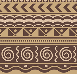 Tribal Pattern Simple