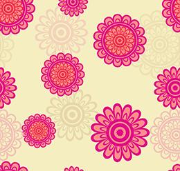 Vector Mandala Pattern