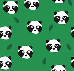 Cute Panda Pattern