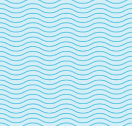 Vector Seamless Wave Pattern