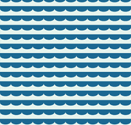 Water Wave Pattern