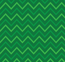 Green Wave Pattern