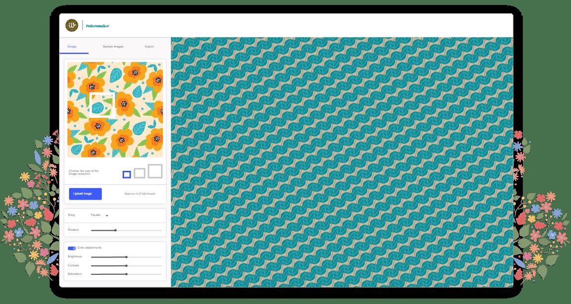pattern maker app wowpatterns